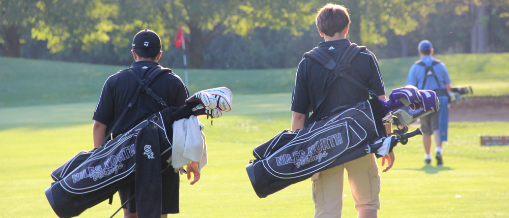 Restructured, revitalized Viking golf team wraps up the season