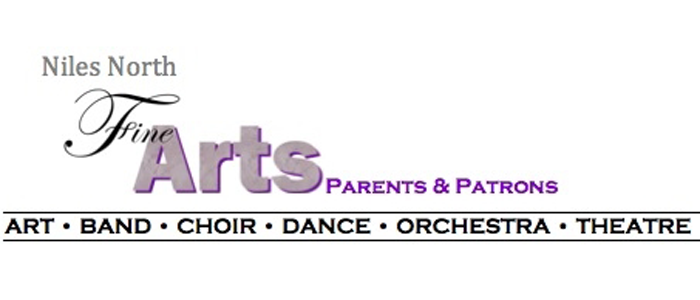 Golden opportunity from Fine Arts Parents and Patrons