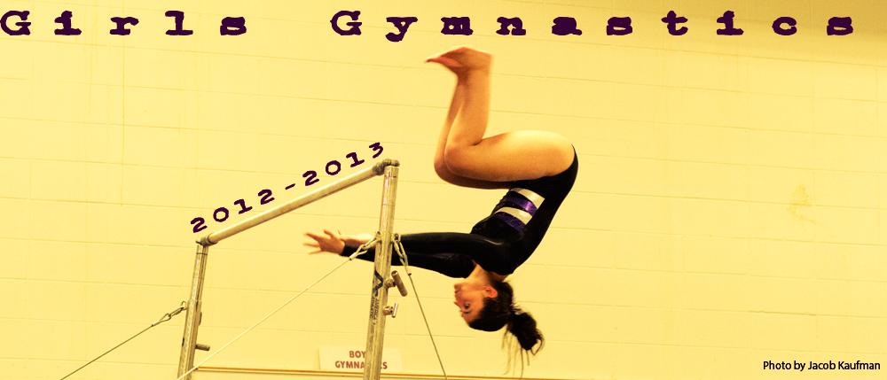Girls gymnastics season wrap up
