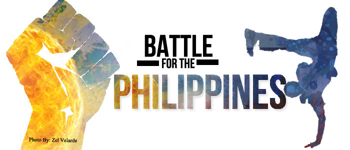 """Battle for the Philippines"" is here to stay"