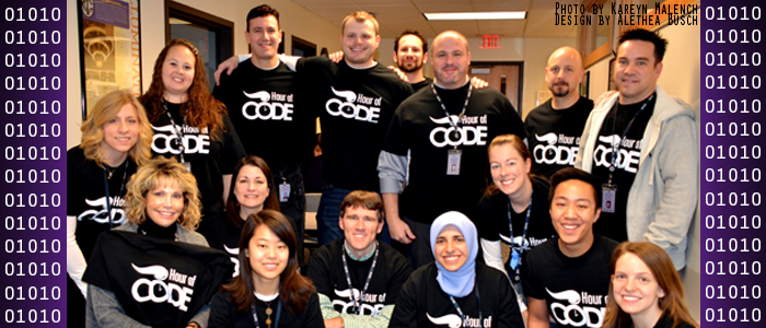 The time for programming has come: Hour of Code
