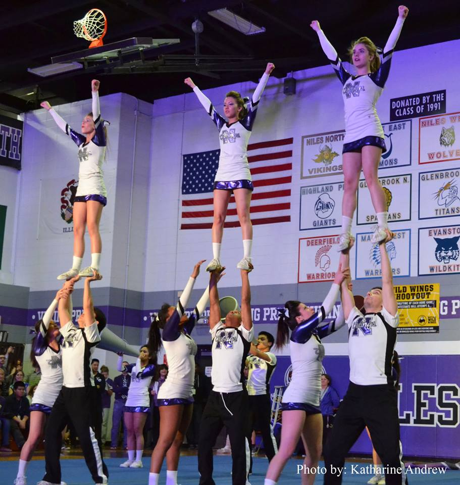 Believe in the moment: Cheerleading tryouts
