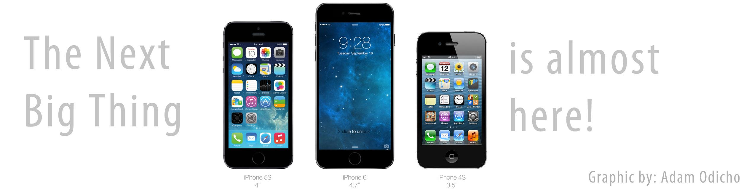 iPhone 6: Bigger, faster, stronger