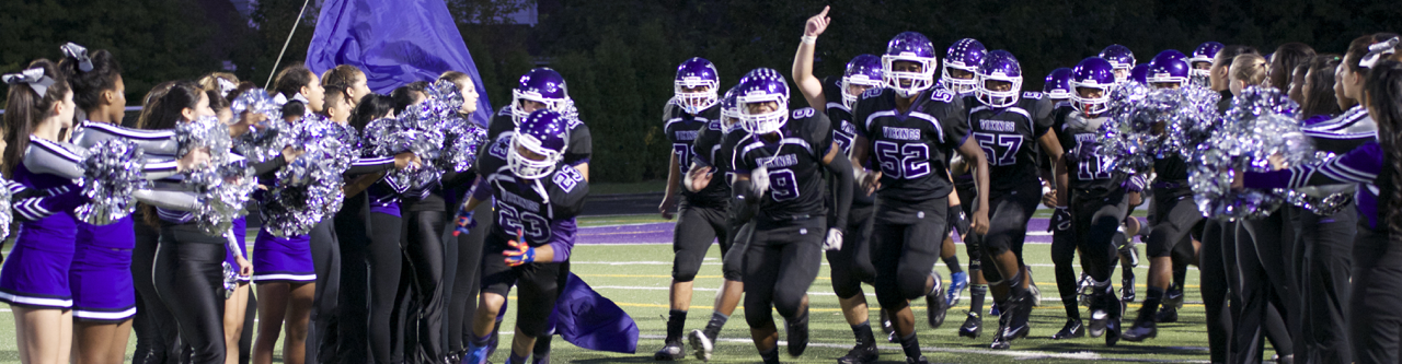 Vikings fall to Glenbrook South in homecoming game