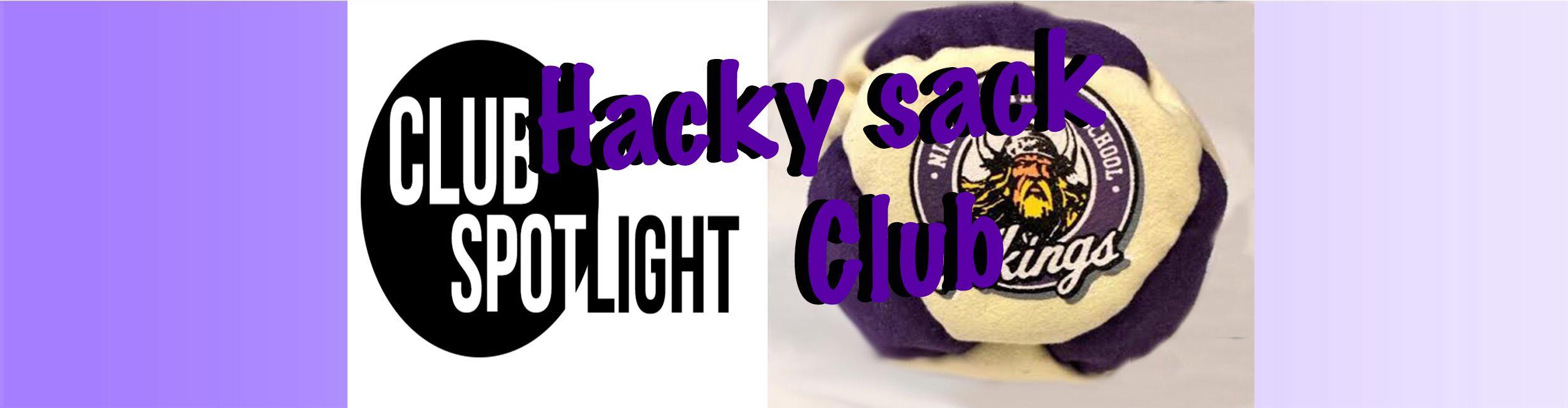 Club Spotlight: Hacky Sack Club
