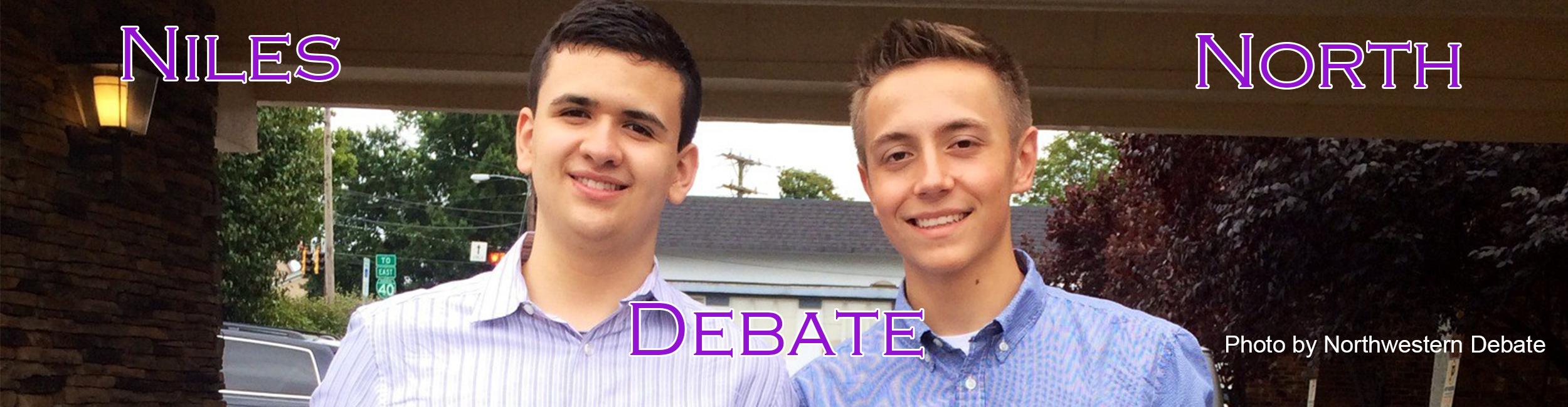 Stellar debate team? Can't argue that!