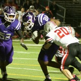Vikings march off to the quarter finals