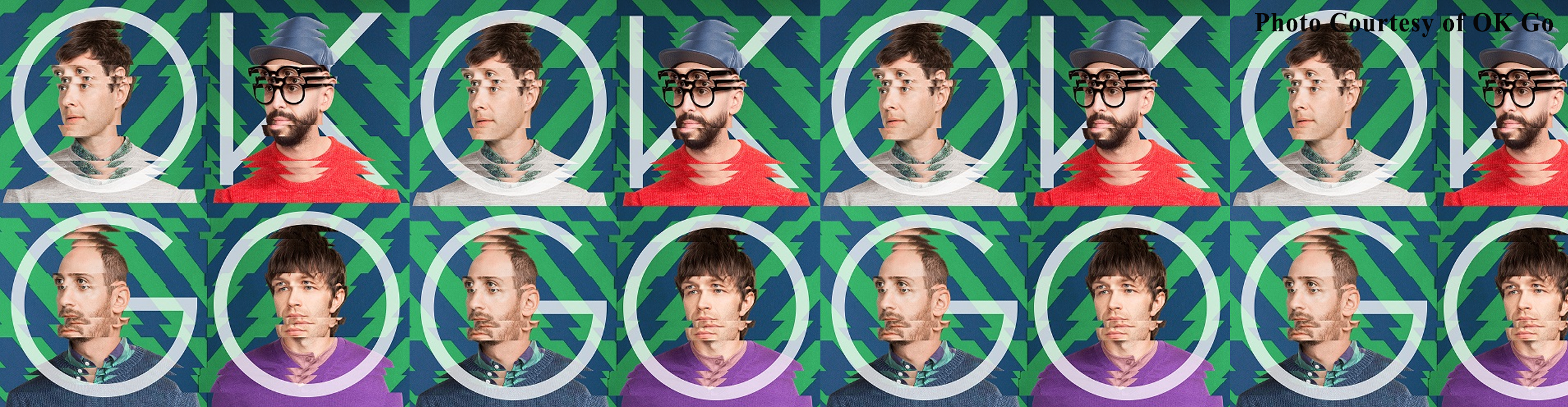 OK Go impresses fans with fourth studio album Hungry Ghosts