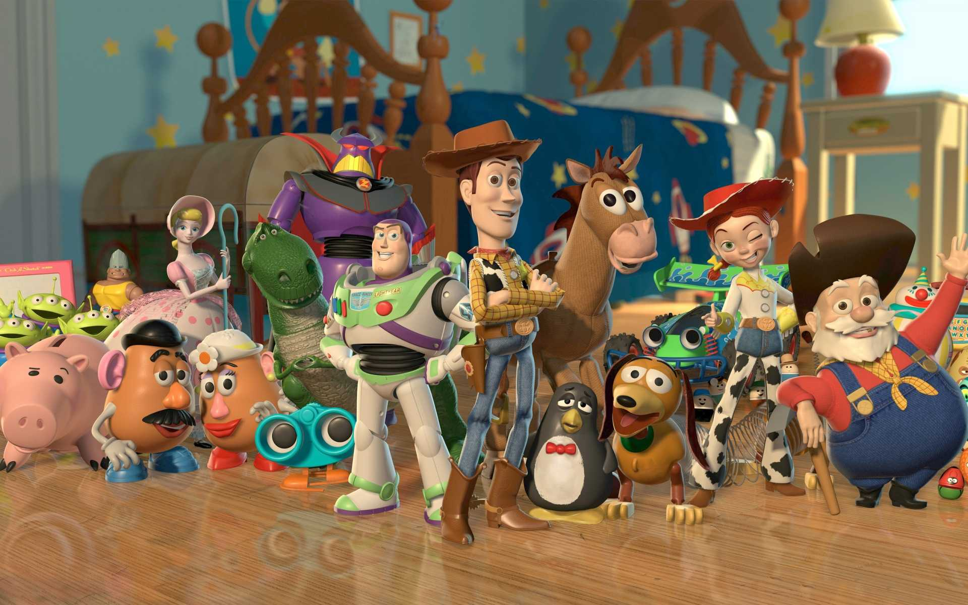 Toy Story 4 hits theaters in 2017