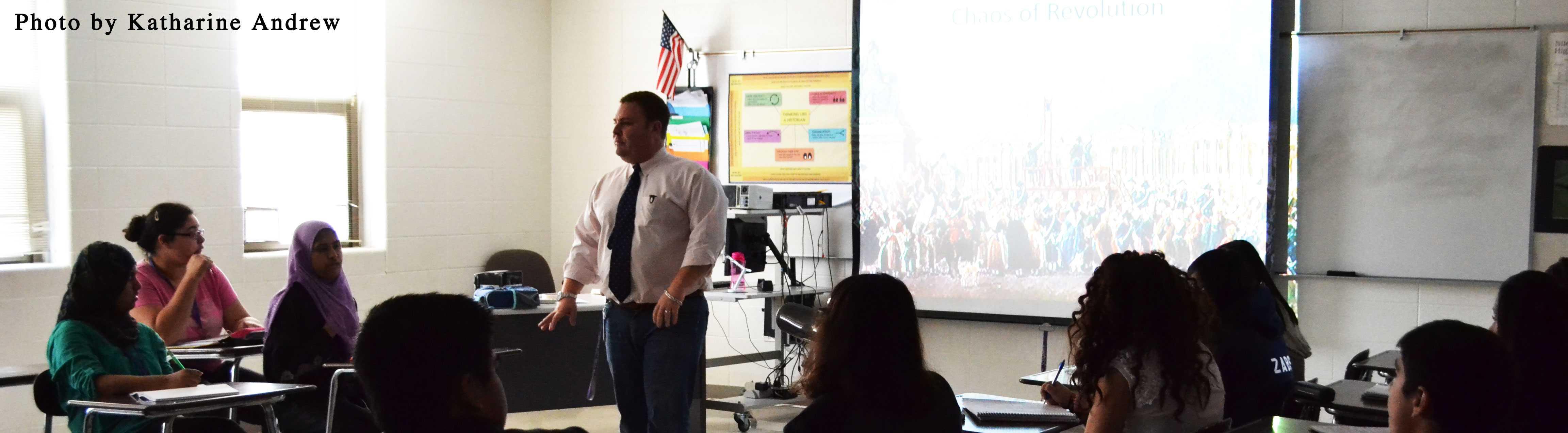 Teacher You Should Know: Aaron Minkus