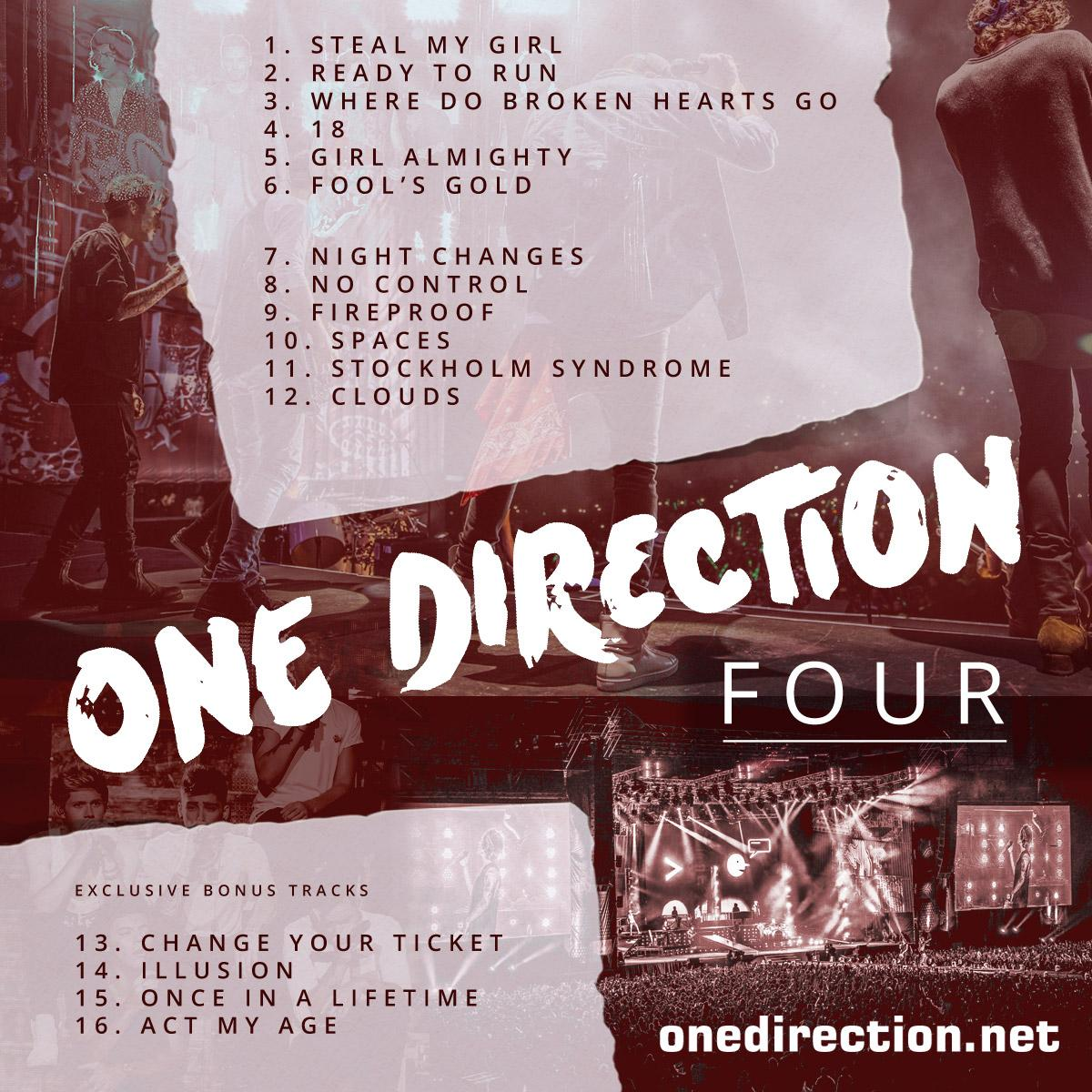 "One Direction's ""Four"" deserves way more than a four"