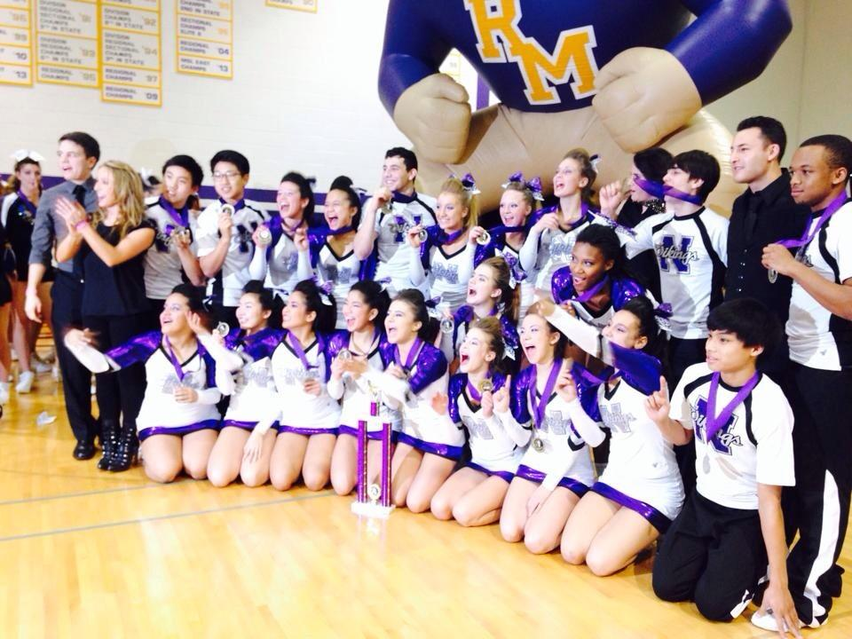 Varsity cheer aims to take home a 3-peat