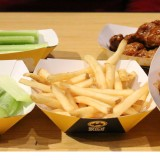 Buffalo Wild Wings opened at Old Orchard