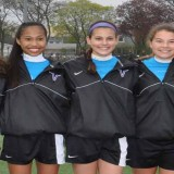 Girls Soccer beats Highland Park on Senior Night