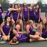 Girl's tennis team aced Springfield conference