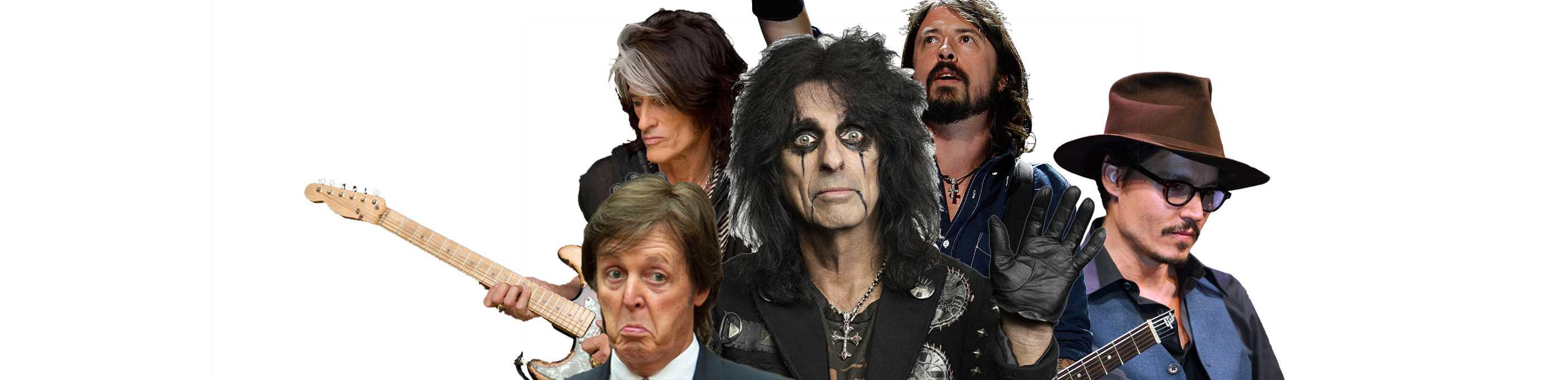 Rock Legends Live On: Hollywood Vampires New Album