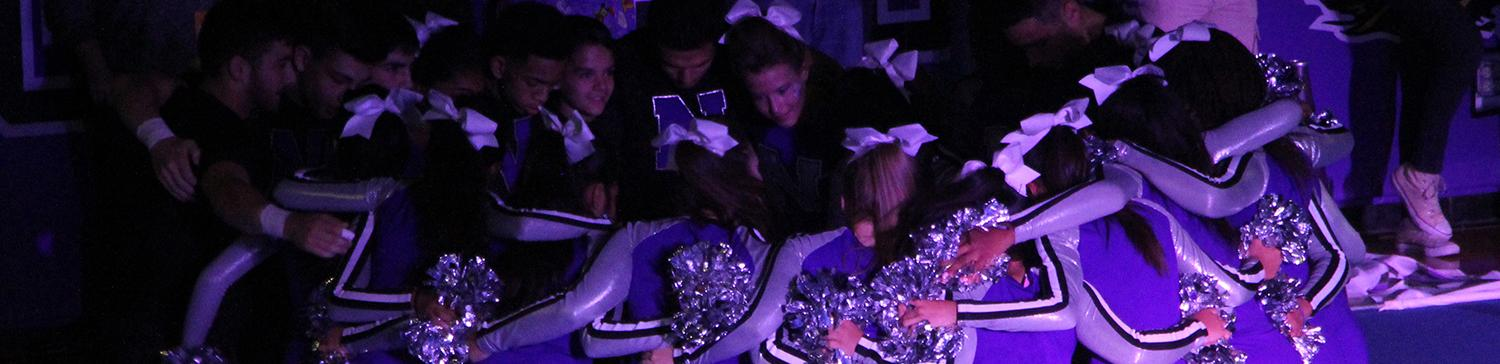 The Cheer Life: Light it up!