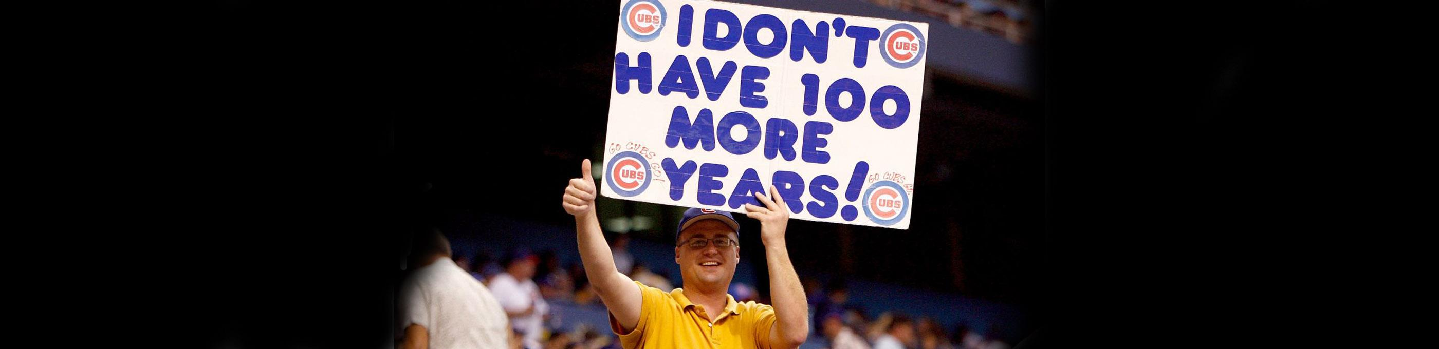 Chicago Cubs can't escape the 'curse'