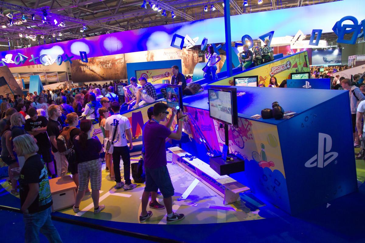 Quoi de neuf for Playstation at Paris Games Week