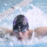 Boys swim towards the championships