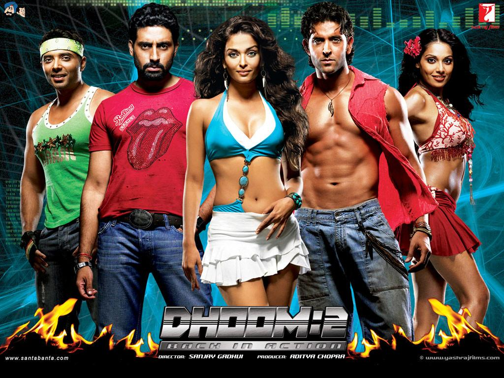 Indo-Pak Movie Night Showcasing: Dhoom 2