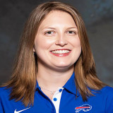 The NFL hires first female full-time coach