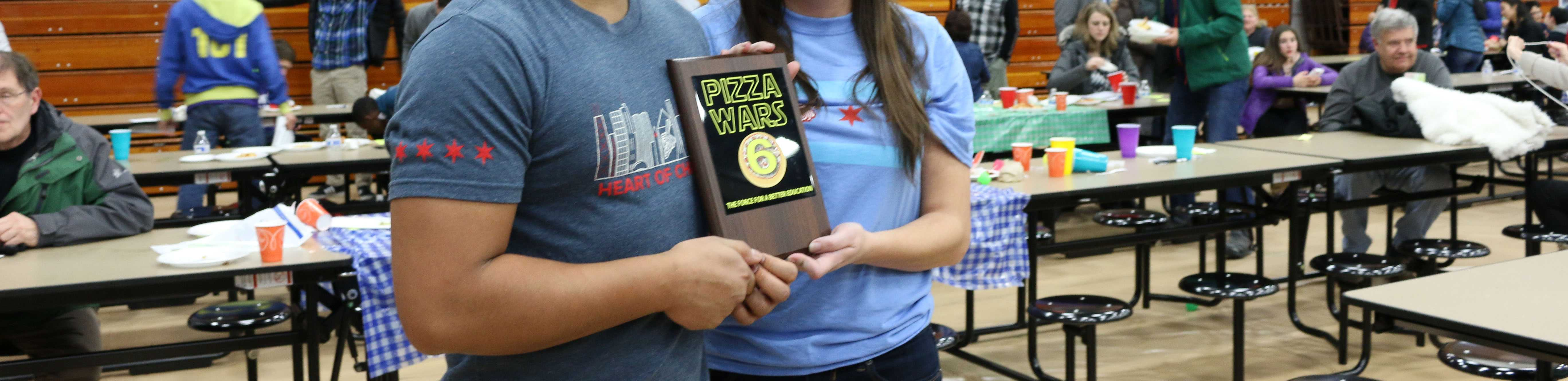 Pizza Wars: The Cheese Awakens