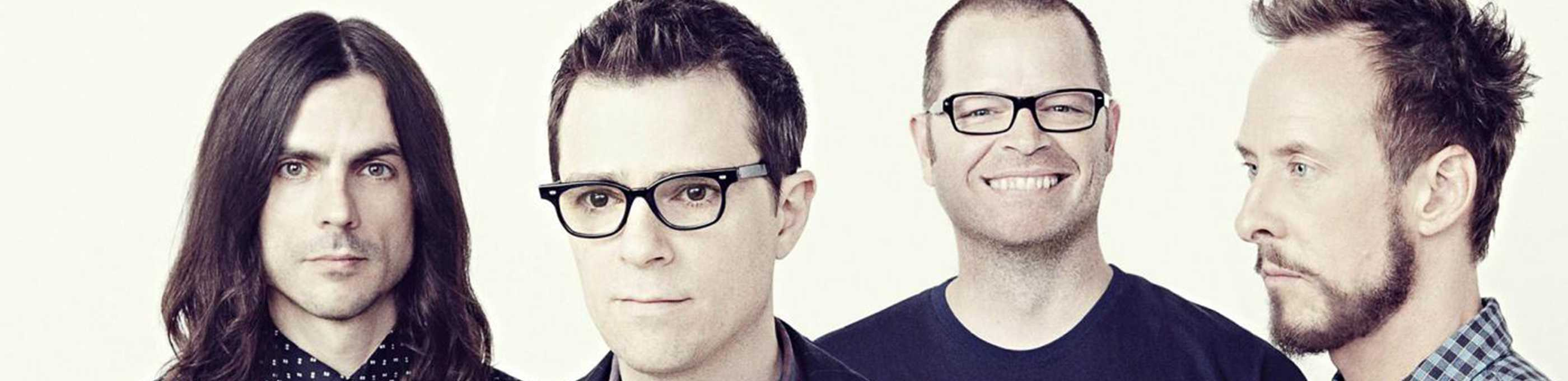 Living 'The Good Life' with Weezer's new album.