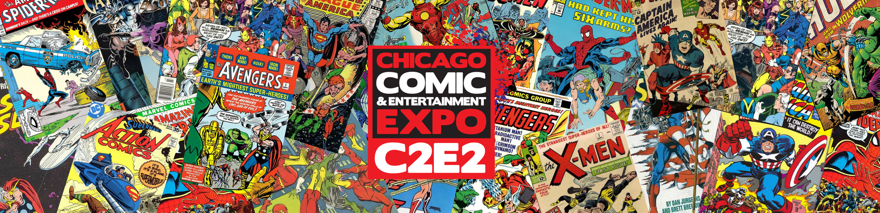 Chicago calls comic nerds and entertainment enthusiasts to C2E2
