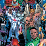 "Geoff Johns announces ""REBIRTH"" of DC Universe."