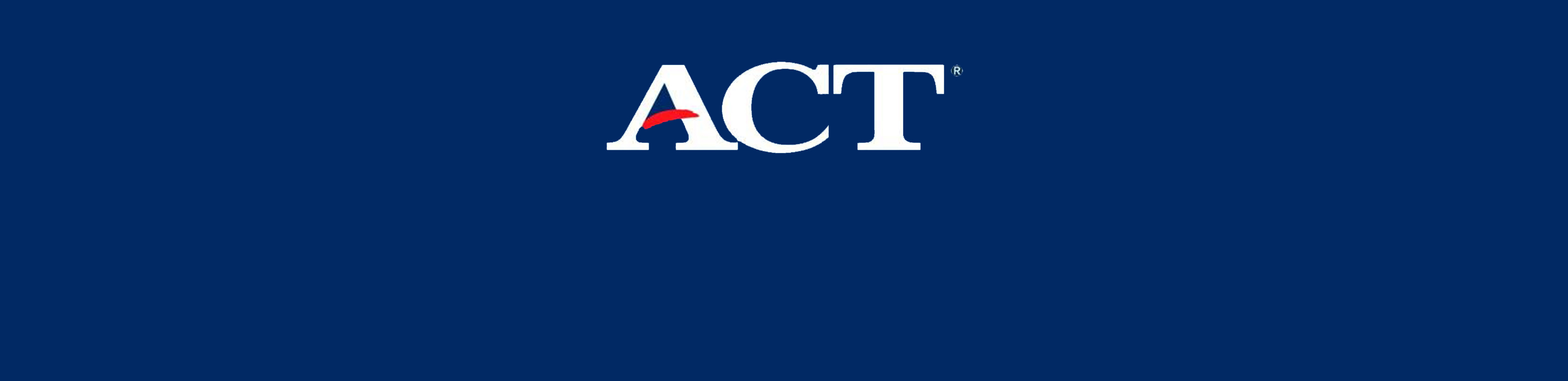 Take ACT-ion for your college career
