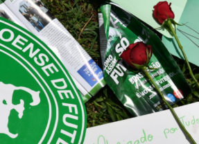 Forca Chapecoense: In memory of the victims of tragic plane crash