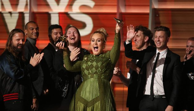 2017 Grammys: Adele and Beyonce shine brightest at star studded awards
